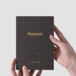 Elmelund Chocolatier <br>- eksklusiv designmanual